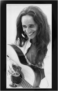 Maria Bethania, por Thereza Eugenia, 1972