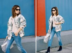 Vanessa Jackman: New York Fashion Week AW 2014....Hanneli