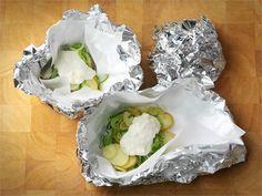AURA perunat grillissä Camembert Cheese, Bbq, Dairy, Potatoes, Food, Barbecue, Meal, Hoods, Potato