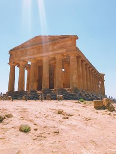 Valle Dei Templi Agrigento, Sicily, Italy #Sicily #Italy
