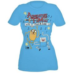 Adventure Time Science Dance Girls T-Shirt Plus Size 4XL ($29) ❤ liked on Polyvore featuring shirts, adventure time, t-shirts and tops