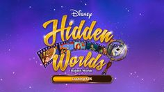 Disney Hidden Worlds Hack Cheat Trainer For Android And IOS