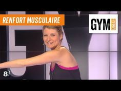 Taille, abdos - Renforcement musculaire - 164 - YouTube