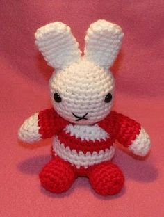2000 Free Amigurumi Patterns: Miffy