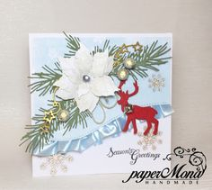 paperMona: Season's Greetings