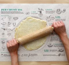 Parchment Paper for Perfect Pie Crusts