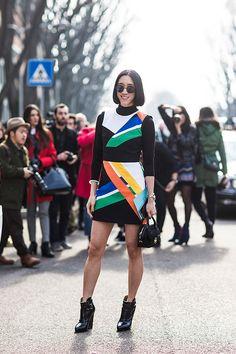 Style File:讓人難忘的甜美笑容 Eva Chen