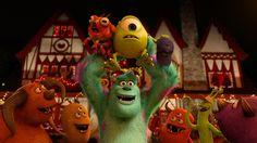 Monstres Academy © The Walt Disney Company France - Monstres Academy, dans les salles le 10 juillet - Tribu, CINOCHE À L'AFFICHE par Sandrine Bouchet - JP#04