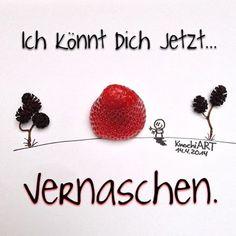 Ich könnt #DICH jetzt... #vernaschen #sketch #erdbeeren #natur #produkte #art #idee #inspiriert von @khiesti #kunst macht mich #glücklich #gedanken #creative #instaart #sprüche ✌️
