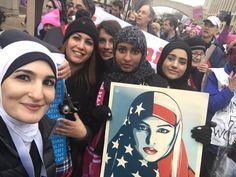 (120) Hashtag #WomensMarch na Twitteru