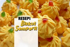 Resepi Biskut Semperit Sedap Sepanjang Zaman | http://www.wom.my/saji/resepi-biskut-semperit/