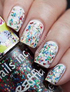 Nails Inc Grafitti collection, Camden Lock @ A Polish Addict