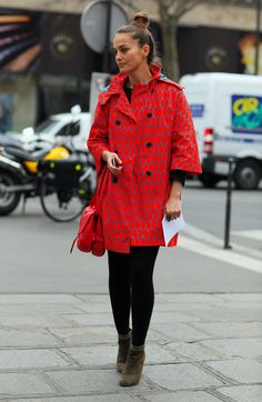 Paris street peeper- my sight for when I need to shop my closet