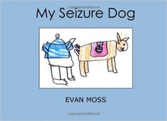 My Seizure Dog: A wonderful book to help kids understand epilepsy, and, perhaps more importantly, how having a service dog can help with conditions beyond visual difficulties.  It would help classmates to understand what a service dog is, and what it might be like to have  one in the classroom