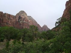 Zion National Park, Virgin, Utah