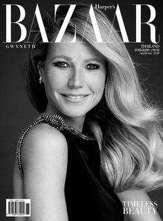 Gwyneth Paltrow for Harper's Bazaar Thailand November 2016