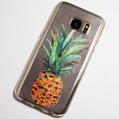Colorful Pineapple Samsung Galaxy S7 Case