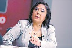 Ana Jara cree en la  inocencia de Nadine Heredia
