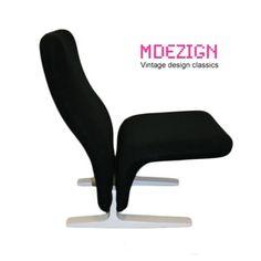 http://www.mdezign.info Pierre Paulin Concorde F780 Artifort