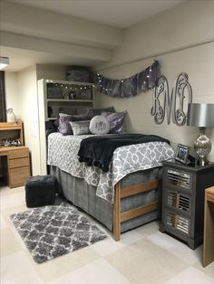 20 Beautiful Dorm Room Organization Ideas To Try Asap Dorm Room Decor Ideas Asap beautiful dorm ideas Organization room College Bedroom Decor, Cool Dorm Rooms, College Dorm Rooms, College Dorm Checklist, Guy Dorm Rooms, Girl College Dorms, College Dorm Decorations, College Tips, Dorm Room Storage