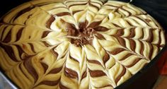 Famózní ZEBRA dort | NejRecept.cz Sweet Pie, Apple Pie, Rum, Cheesecake, Cupcakes, Cookies, Food, Shapes, Baking