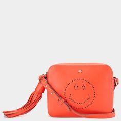 f0920156ec Best Handbags and Purses   Picture Description Anya Hindmarch Smiley  Crossbody Bag