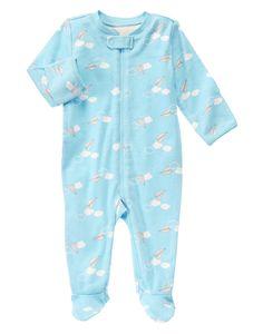Toddler Baby Boys Bodysuit Short-Sleeve Onesie Sailfish Into The Water Print Jumpsuit Autumn Pajamas