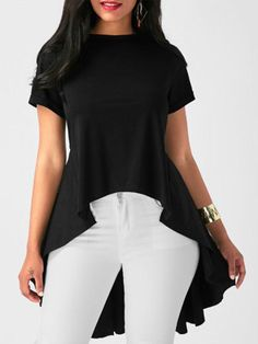 Stylish Tops For Girls, Trendy Tops, Trendy Fashion Tops, Trendy Tops For Women Casual Outfits, Cute Outfits, Fashion Outfits, Womens Fashion, Fashion Blouses, Ladies Fashion, Fashion News, Trendy Tops For Women, Blouses For Women