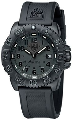 Luminox Evo Navy Seal Blackout Mens Watch 3051.BLACKOUT -- You can find out more…