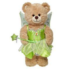Shop, Explore and Play at Build-A-Bear® Teddy Bear Cartoon, Build A Bear Outfits, Tinker Bell Costume, Unicorn Rooms, Phone Themes, Bear Art, Pooh Bear, Cute Toys, Character Aesthetic