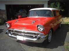 Chevrolet: Bel Air/150/210 1957 chevy sedan delivery
