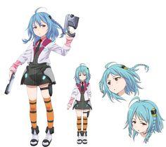 Gakusen Toshi Asterisk   Gakusen Toshi Asterisk Anime Airs Saturdays + Visual, Cast, Staff ...