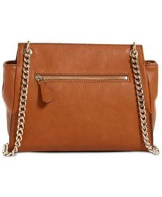 42af24bf9247 GUESS Fynn Small Flap Crossbody with Chain Strap Handbags   Accessories -  Macy s