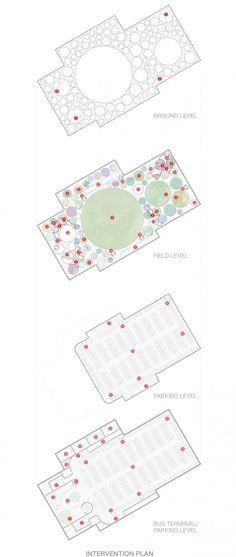 Urban Intervention Seattle Center Competition Proposal / Hoshino Architects Urban Intervention Seattle Center Competition Proposal (16) – ArchDaily
