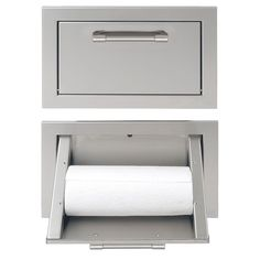 "AXETH 17"" Paper Towel Holder"