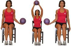 Good site for exercises I can do while in the wheelchair. >>> See it. Believe it. Do it. Watch thousands of SCI videos at SPINALpedia.com Arm Workouts, Workout Exercises, Chair Exercises, Dumbbell Workout, Dance Workouts, Workout Videos, Senior Workout, Senior Fitness, Medicine Ball Exercises