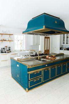 Copper Kitchen New Interior Design Designs Trends