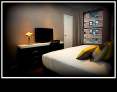 A consummate hospitality experience at affordable prices in NYC.  Hotel Alexander NYC www.hotelalexandernyc.com #nychotel #budgethotel