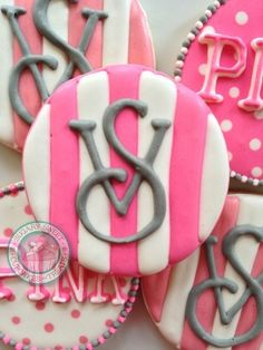 Image of Victoria Secret Cookies (12 Cookies)