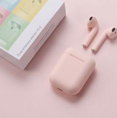 Iphone Headphones, Wireless Earbuds, Cute Ipod Cases, Iphone Cases, Airpod Case, Birthday Wishlist, Aliexpress, Cool Gadgets, Headset