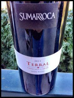 El Alma del Vino.: Bodega Sumarroca Terral 2011.