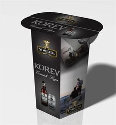 Korev Pop Up Table