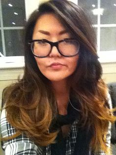ombre layered hair   # Pin++ for Pinterest #
