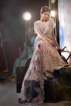 2015 Bridal Couture Saira Shakira Dresses Collection Photos