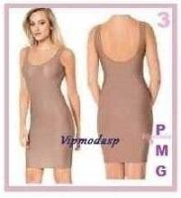 3aeaebfc0 anágua vestido segunda pele modelador cinta m g gg body maiô