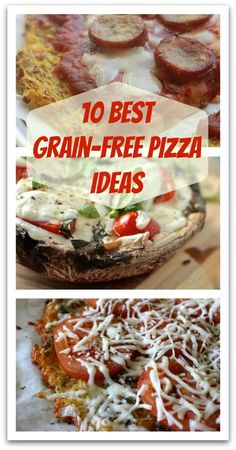 10 Best Grain Free Pizza Ideas - Natural Holistic Life