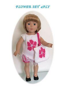 http://www.ravelry.com/patterns/library/flower-set-for-18-dolls