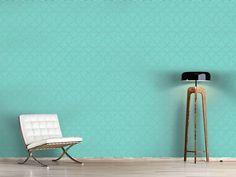 Design #Tapete Kühle Fächer Dimension