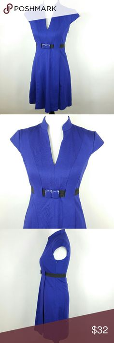 Trina Turk millionaire belted career dress sz 2 Trina Turk millionaire belted career dress sz 2  Size 2 No flaws Belted and perfect for the office Trina Turk Dresses Midi