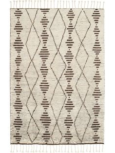 Zulu  by Armadillo and Co | handmade fair trade rugs